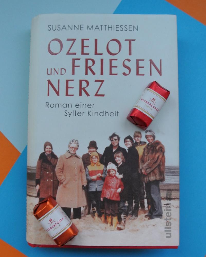 HappyFace313 Ozelot und Friesennerz