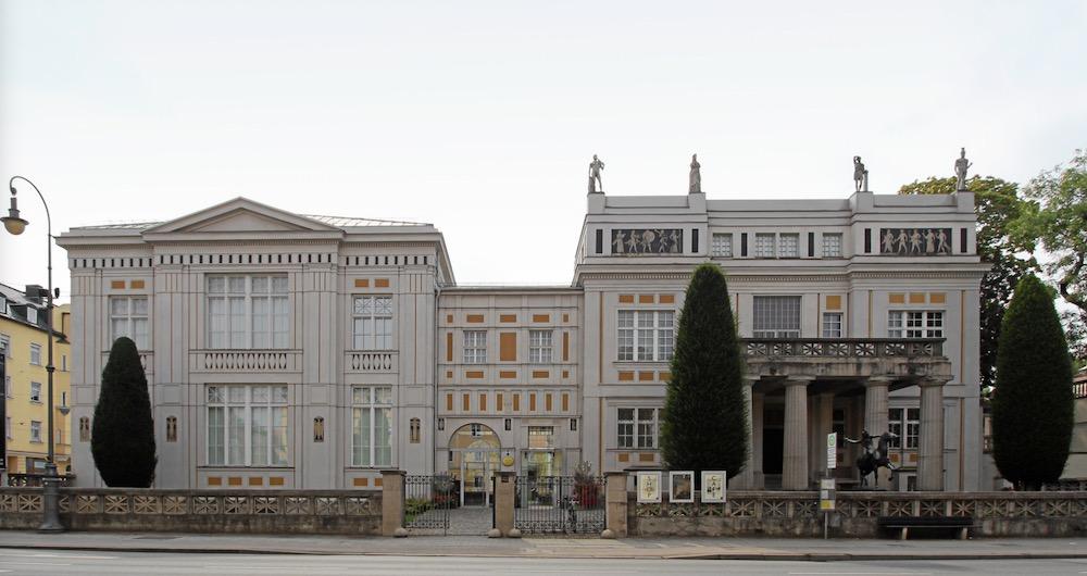 Villa Stuck Wikiolo