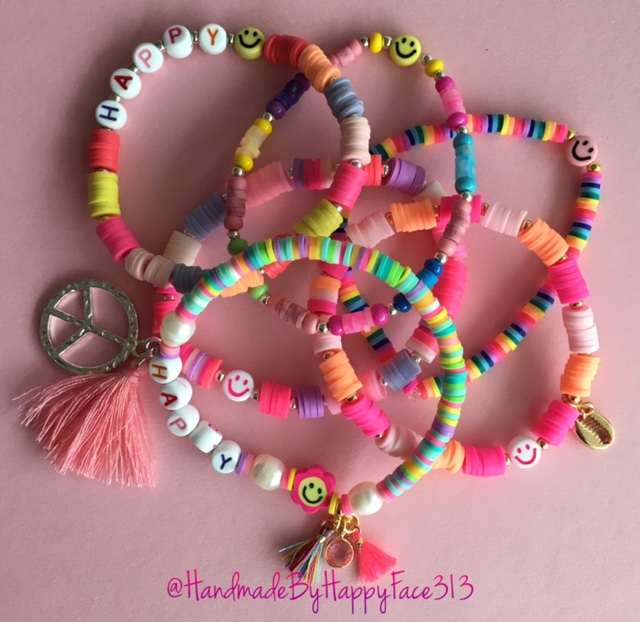 HappyFace313 Armbänder