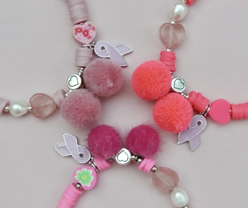 HappyFace313 boobie bracelets